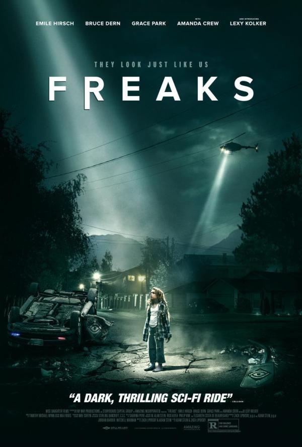 Imatge del cartell de la pel·lícula Freaks