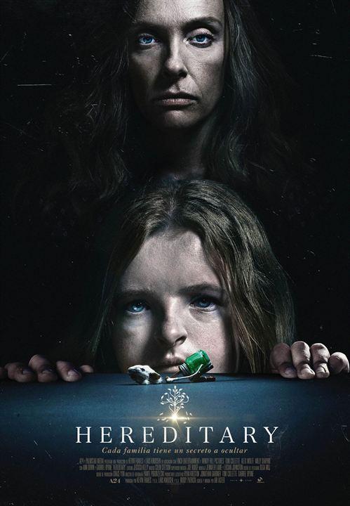 Imatge del cartell de la pel·lícula Hereditary