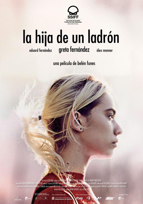 Imatge del cartell de la pel·lícula La hija de un ladrón