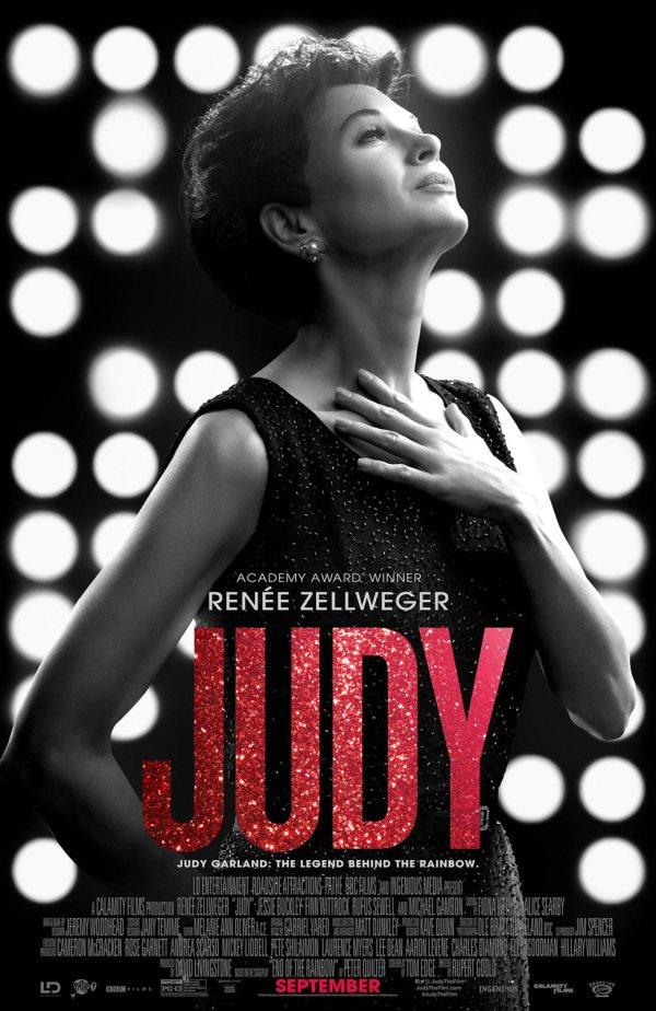 Imatge del cartell de la pel·lícula Judy