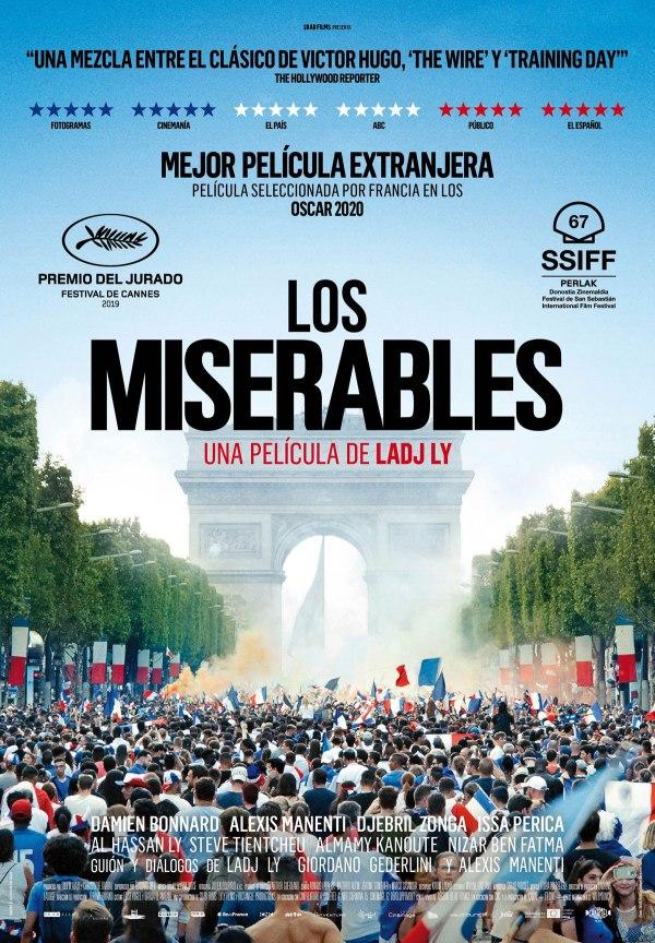 Imatge del cartell de la pel·lícula Los miserables
