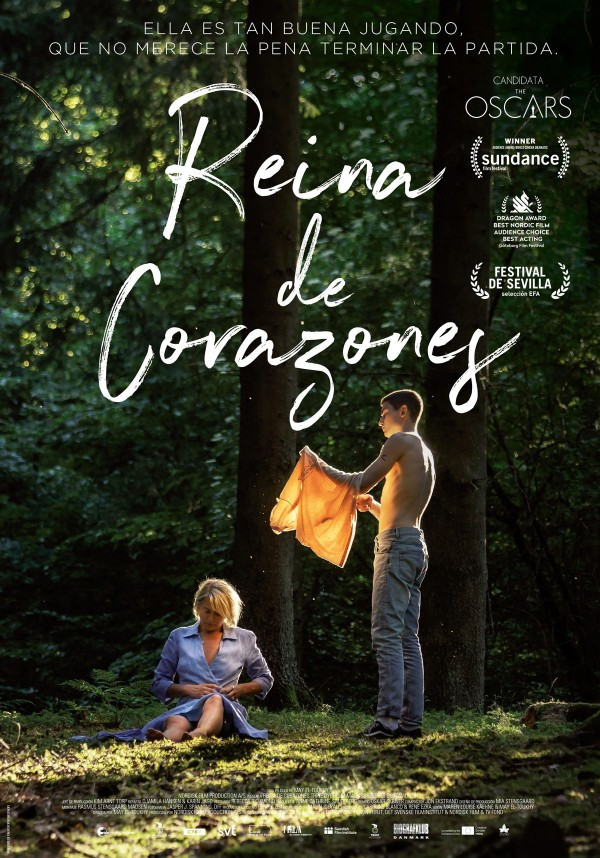 Imatge del cartell de la pel·lícula Reina de corazones