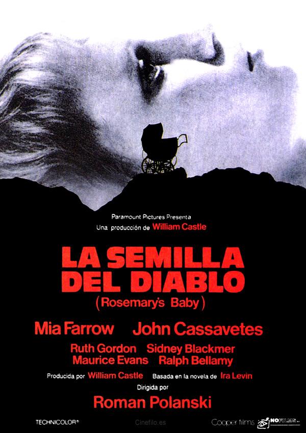 Imatge del cartell de la pel·lícula La semilla del diablo