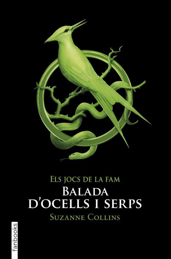 Imatge de la portada del llibre Balada d'ocells i serps