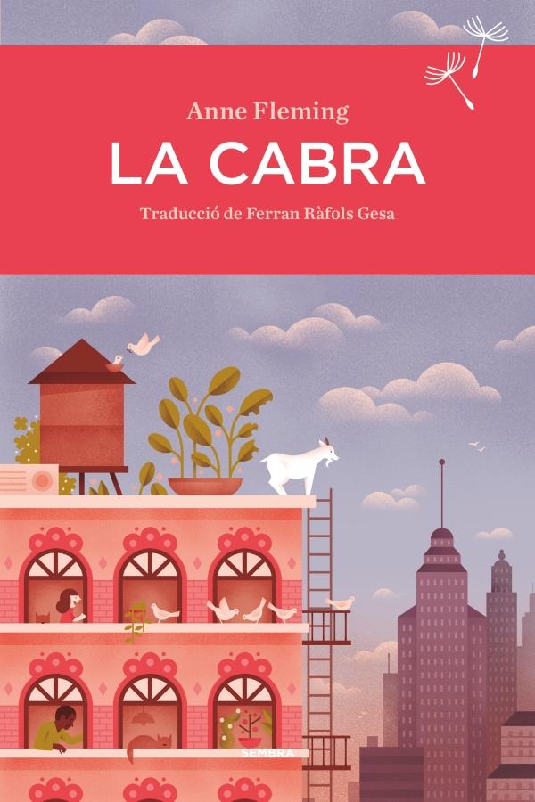 Imatge de la portada del llibre La cabra