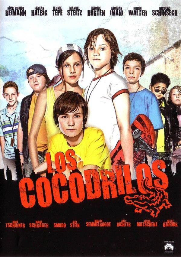 Imatge del cartell de la pel·lícula Los cocodrilos