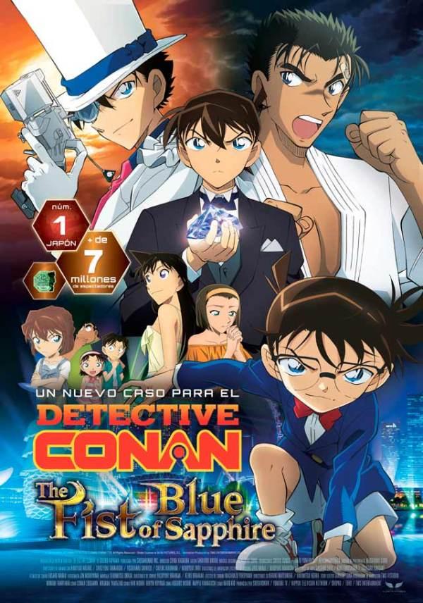 Imatge del cartell de la pel·lícula Detective Conan