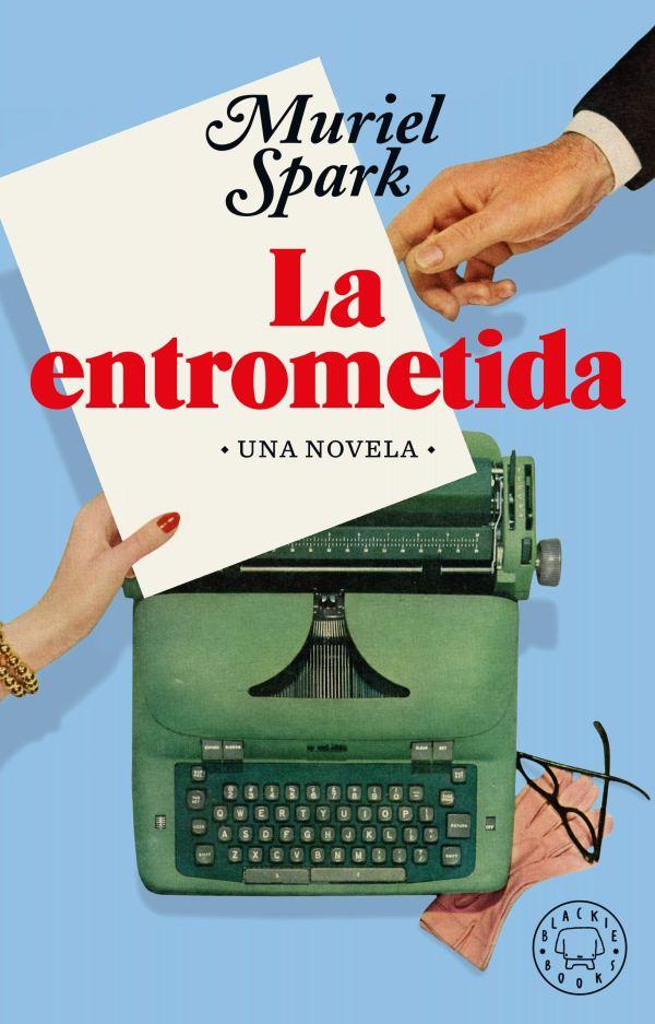 Imatge de la portada del llibre La entrometida