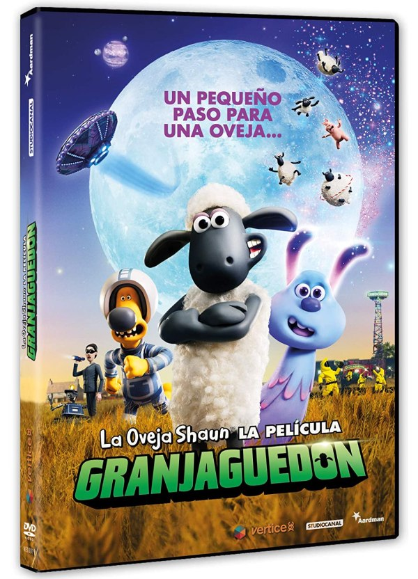 Imatge del cartell de la pel·lícula Granjaguedon