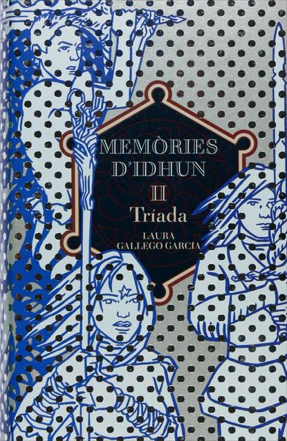 Imatge de la portada del llibre Memòries d'Idhun II