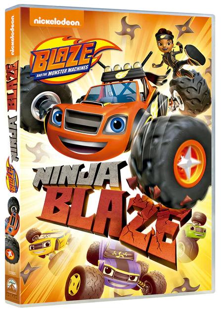 Imatge del cartell de la pel·lícula Ninja Blaze