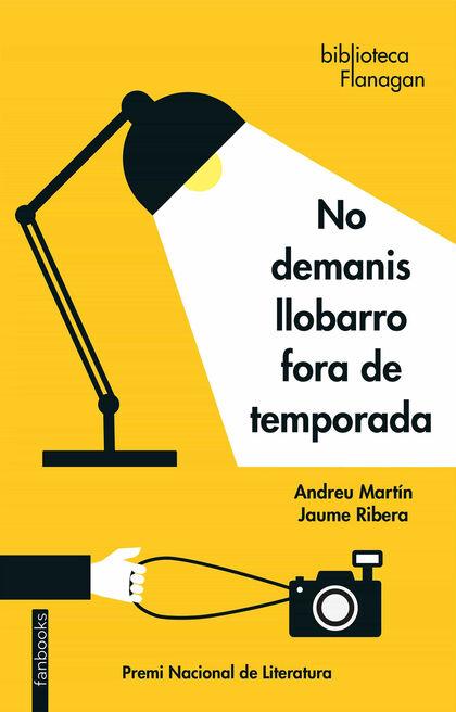 Imatge de la portada del llibre No demanis llobarro fora de temporada