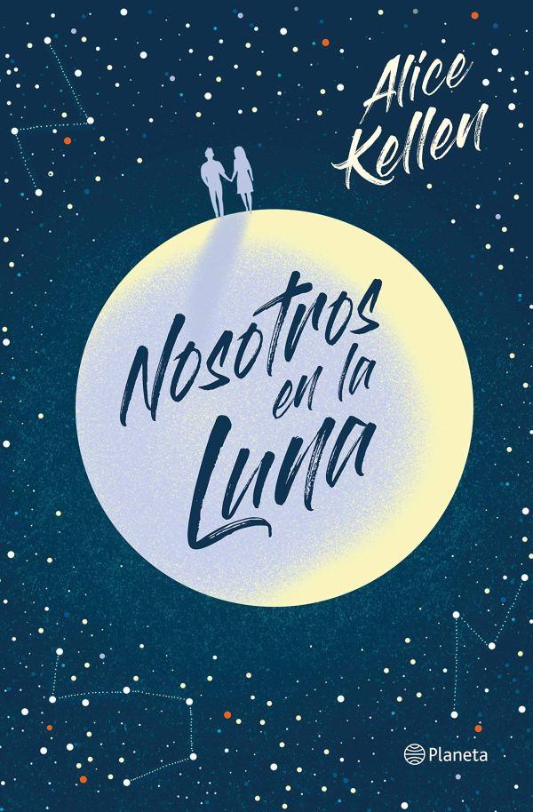 Imatge de la portada del llibre Nosotros en la luna