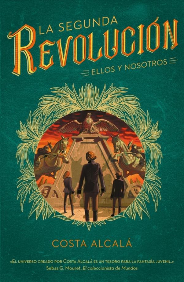 Imatge de la portada del llibre La segunda Revolución