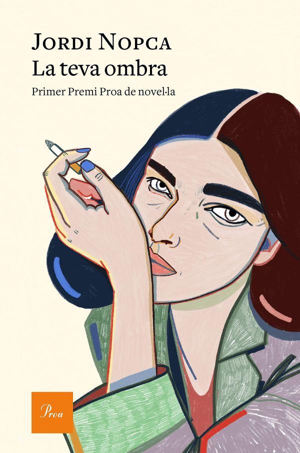 Imatge de la portada del llibre La teva ombra