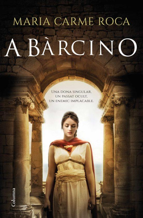 Imatge de la portada de la novel·la A Bàrcino