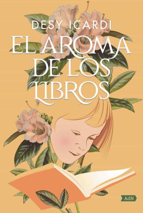 Imatge de la portada de la novel·la El aroma de los libros