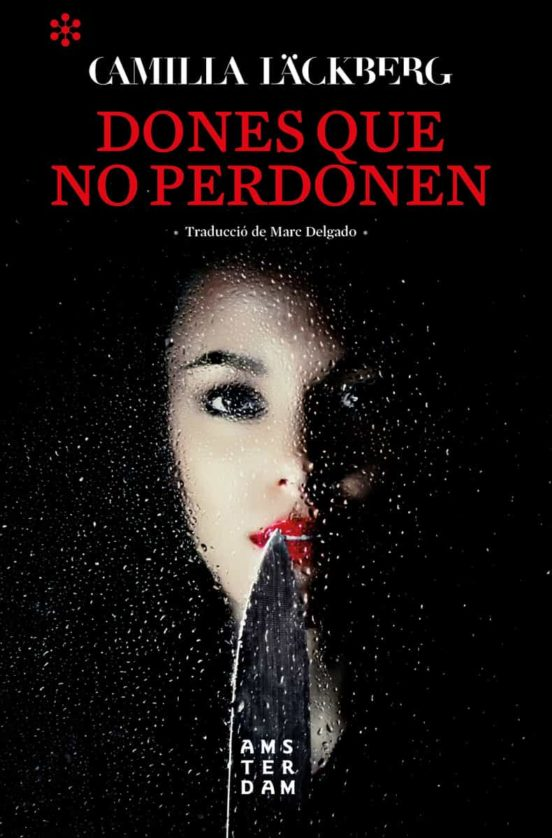Imatge de la portada de la novel·la Dones que no perdonen