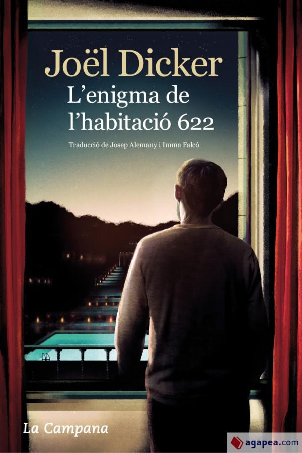 Imatge de la portada de la novel·la L'enigma de l'habitació 622
