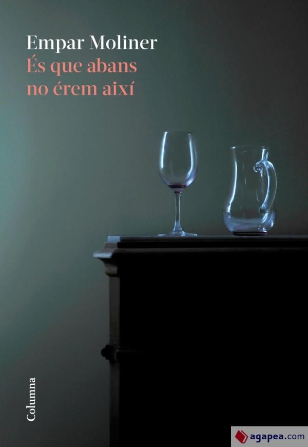 Imatge de la portada de la novel·la Es que abans no érem així