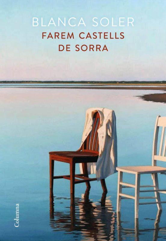 Imatge de la portada de la novel·la Farem castells de sorra