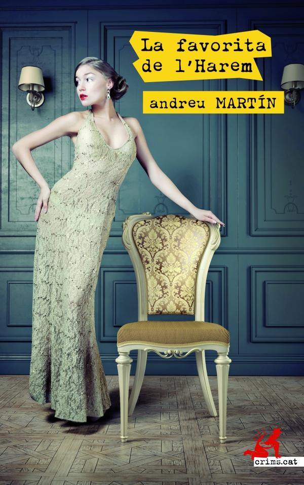 Imatge de la portada de la novel·la La favorita de l'harem