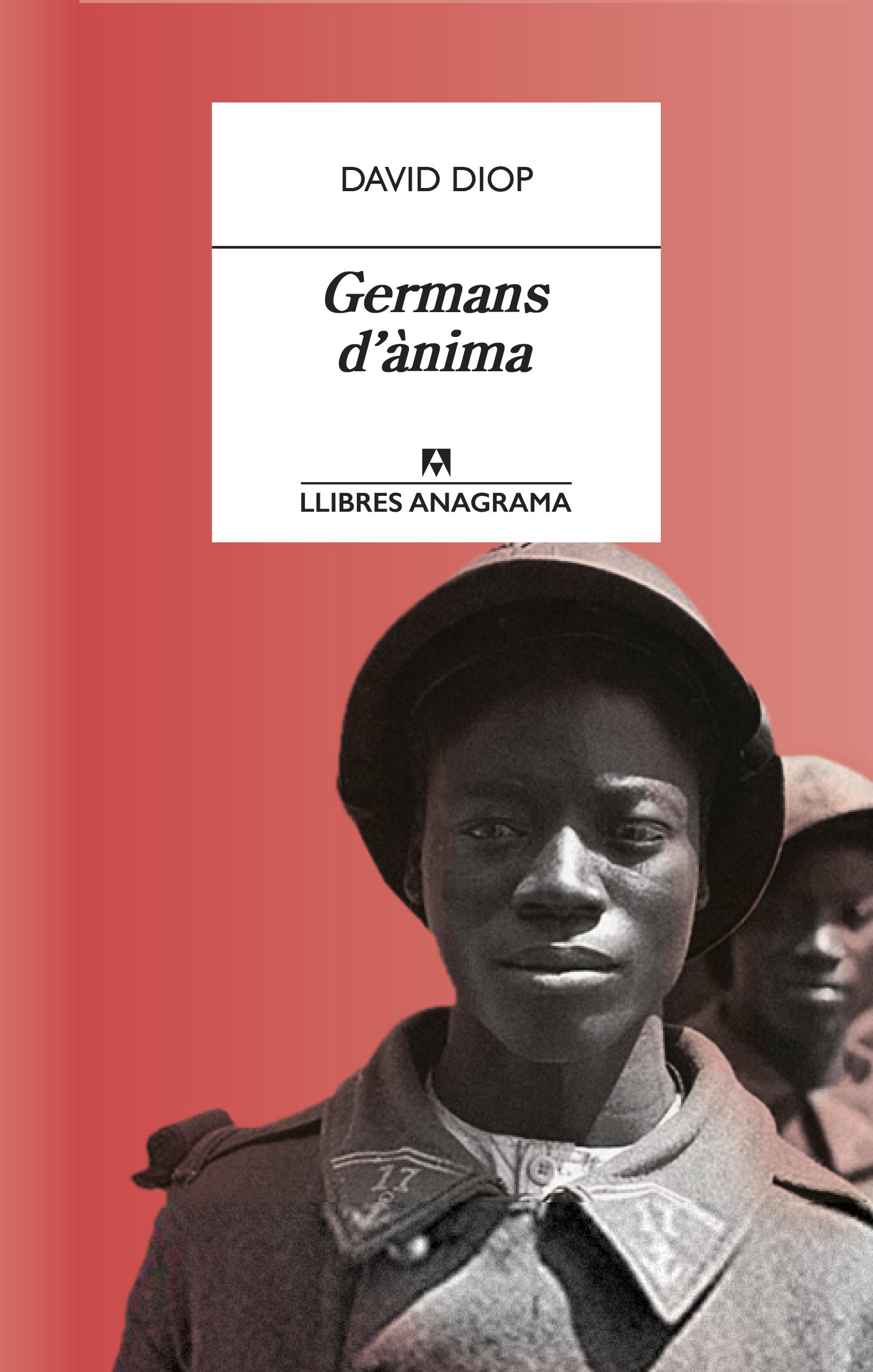 Imatge de la portada de la novel·la Germans d'ànima