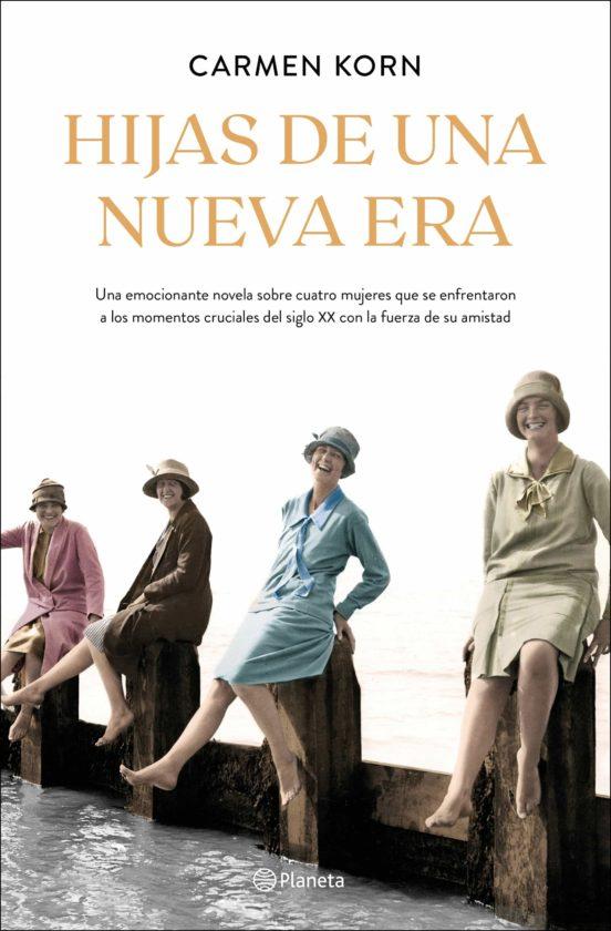 Imatge de la portada de la novel·la Hijas de una nueva era