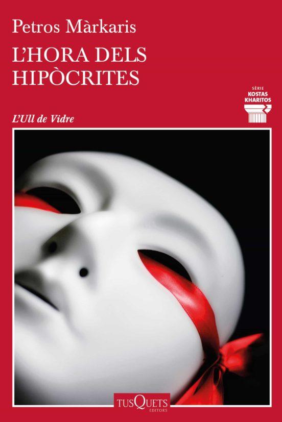 Imatge de la portada de la novel·la Hora dels hipòcrates