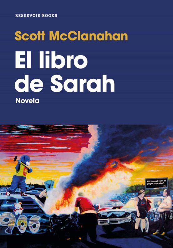 Imatge de la portada de la novel·la El libro de Sarah