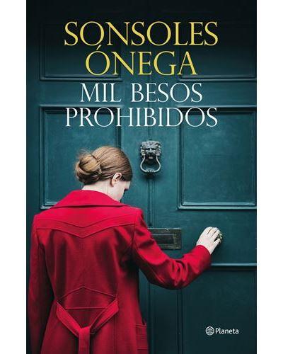 Imatge de la portada de la novel·la Mil besos prohibidos