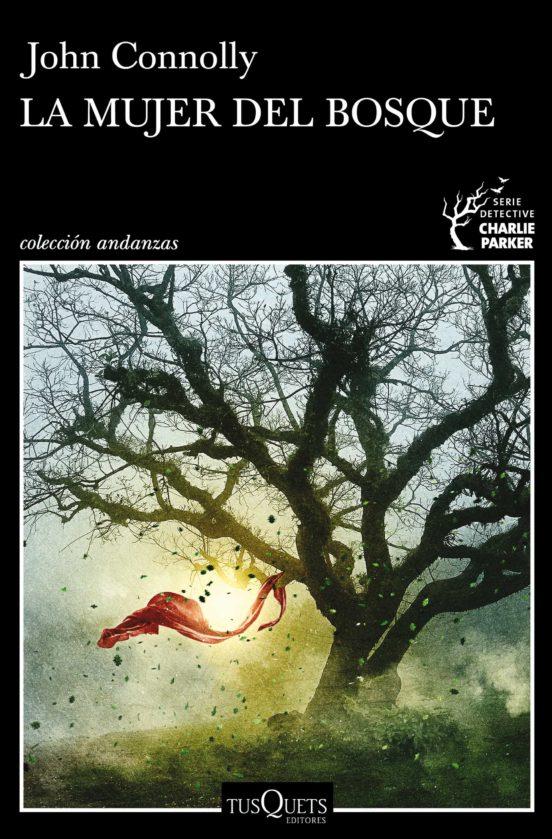 Imatge de la portada de la novel·la La mujer del bosque
