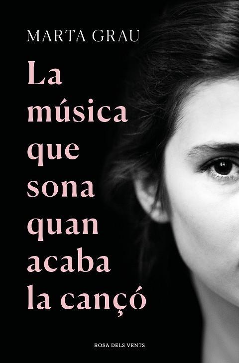 Imatge de la portada de la novel·la La música que sona quan acaba la cançó