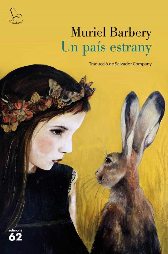 Imatge de la portada de la novel·la Un país estrany