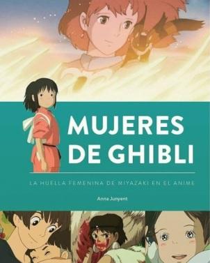 Imatge de la portada del llibre Mujeres de Ghibli