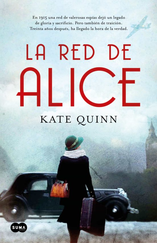 Imatge de la portada de la novel·la La red de Alice