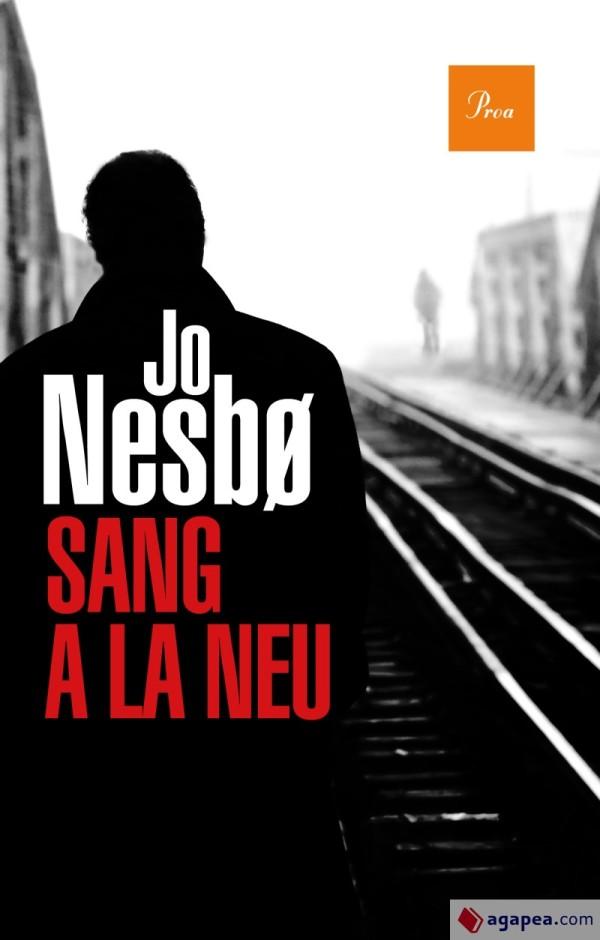 Imatge de la portada de la novel·la Sang a la neu