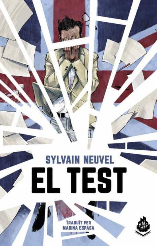 Imatge de la portada de la novel·la El test