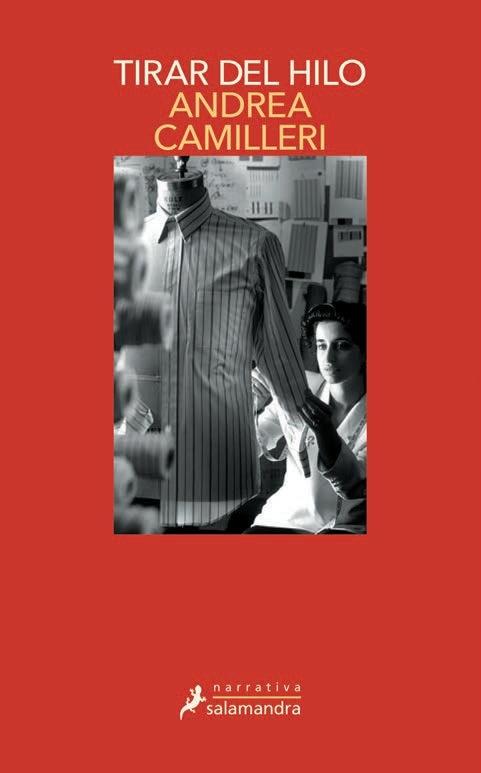 Imatge de la portada de la novel·la Tirar del hilo