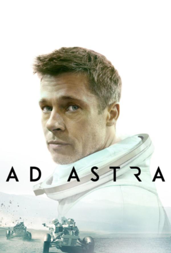 Imatge del cartell de la pel·lícula Ad Astra