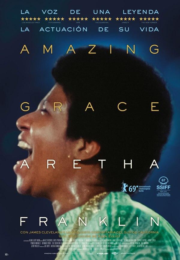 Imatge del cartell de la pel·lícula Amazing Grace
