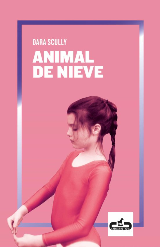 Imatge de la portada de la novel·la Animal de nieve