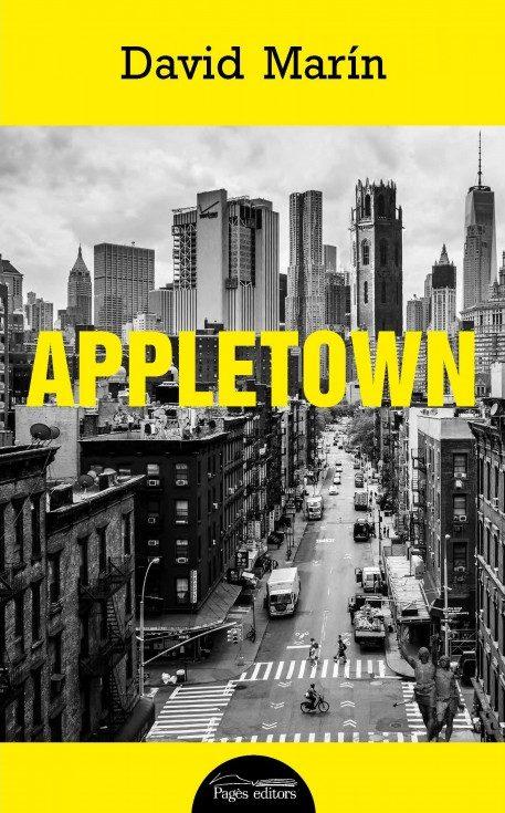 Imatge de la portada de la novel·la Appletown