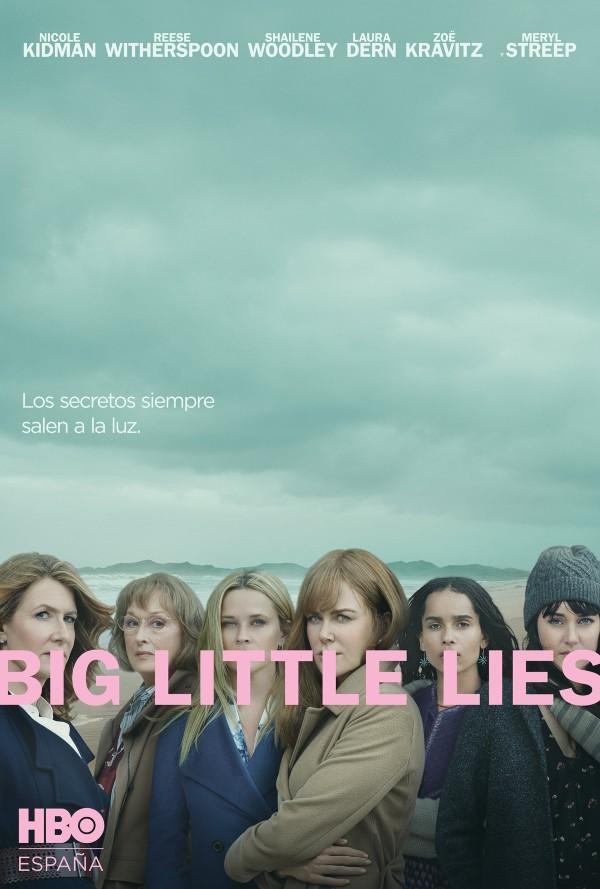 Imatge del cartell de la sèrie Big little lies
