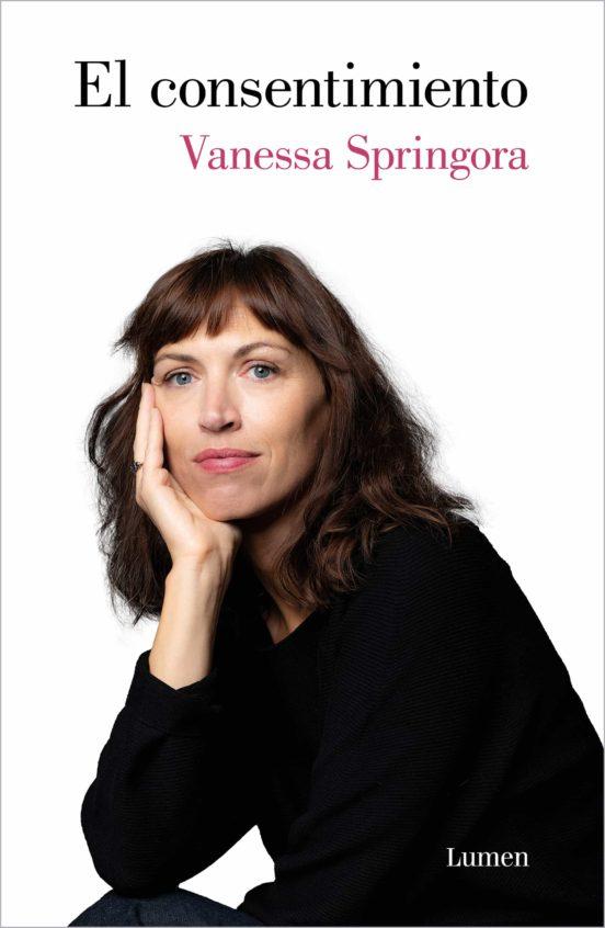 Imatge de la portada de la novel·la El consentimiento