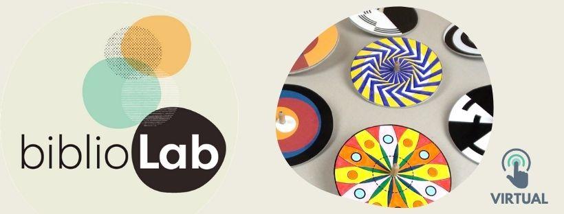 Imatge sobre l'activitat BiblioLab: Joguines òptiques