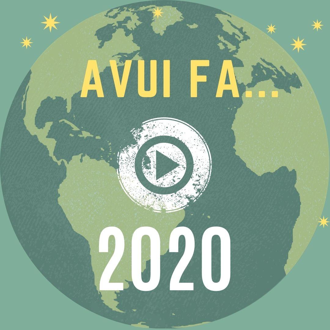 """Imatge amb el text """"Avui fa 2020"""""""