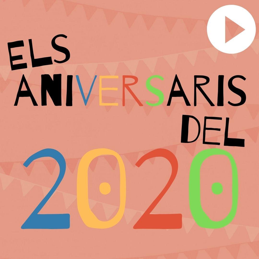 Imatge enllaçada amb el vídeo de les efemèrides de 2020