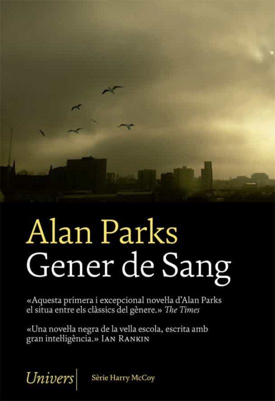 Imatge de la portada de la novel·la Gener de sang