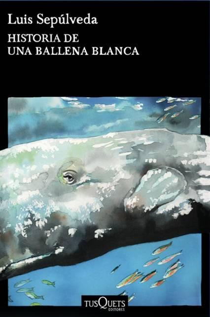 Imatge de la portada de la novel·la Historia de una ballena